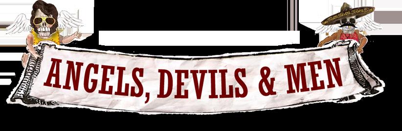 Angels, Devils & Men Logo